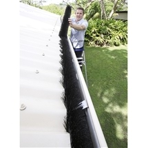 Brush Gutter Guards