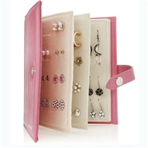 Personalised Earrings Book