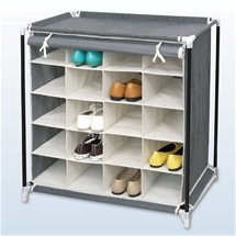 20 Grid Shoe Rack