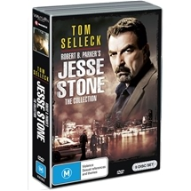 The Jesse Stone DVD Collection