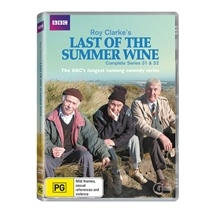 Last of the Summer Wine DVD Series