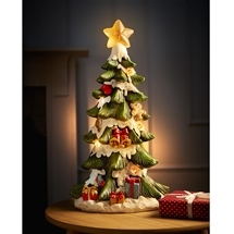 Sculpted Christmas Tree