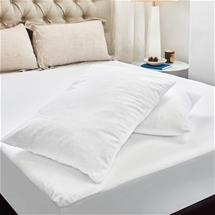 Terry Cotton Mattress Protection Pack