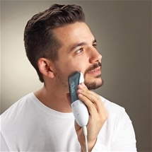 Vacuum Beard Trimmer