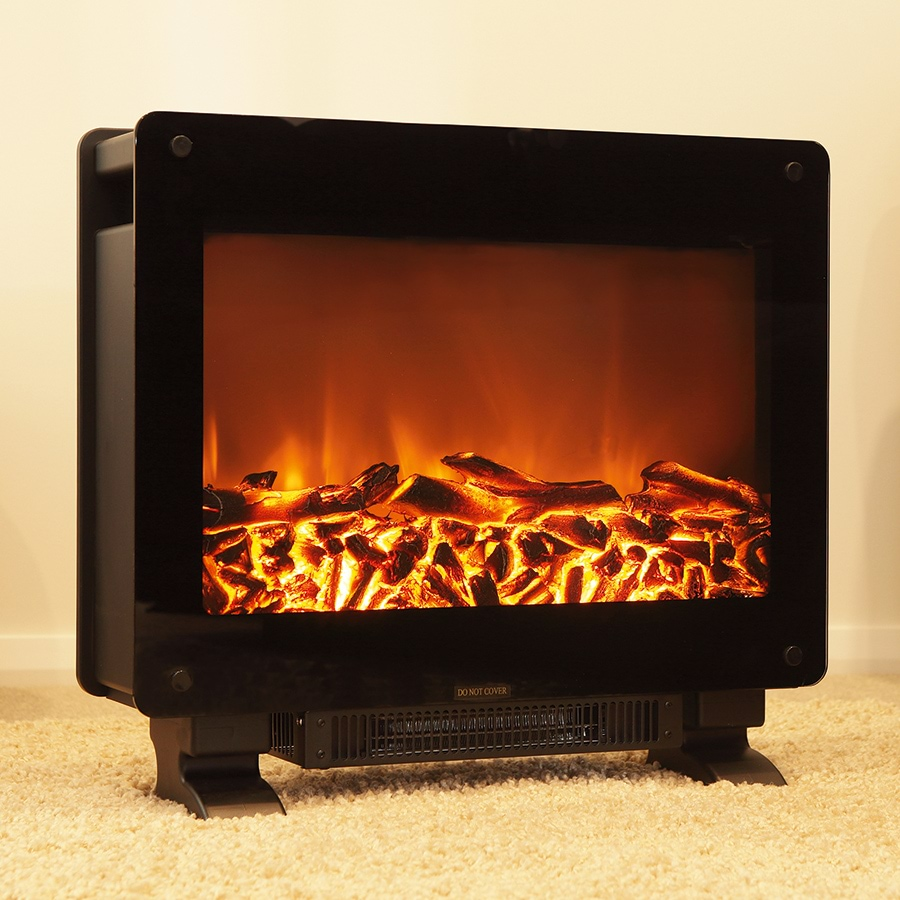 Electric Log Fire Heater Innovations