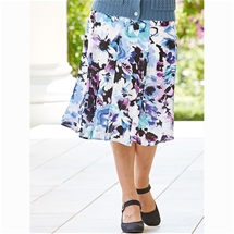 Watercolours Skirt