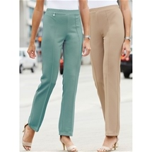 2 Pack Knit Pants