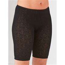 Fancy Knit Short Pants