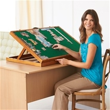 Tabletop Jigsaw Puzzle Board