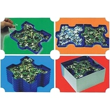 Puzzle Sorting Tray Set