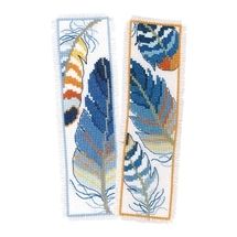 Feathers Bookmarks