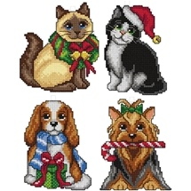 Dogs & Cats Ornaments
