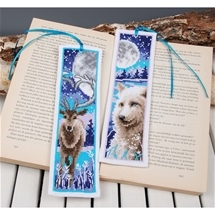Animals at Night Bookmarks