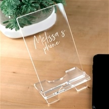 Personalised Mobile Phone Holder