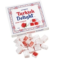 250g Authentic Turkish Delight