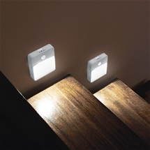 Anywhere Nightlights with Sensor (Set of 2)