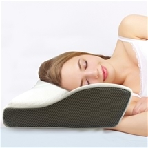 Bamboo Contour Pillow