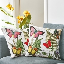 Butterfly Cushions (Set of 2)