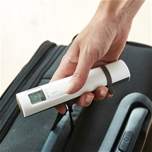 No-Battery Luggage Scale