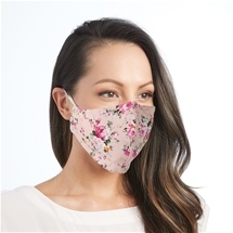 Cloth Fashion Masks - Set of 3 with Filters