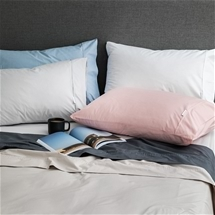 250TC Cotton Percale Sheet Set