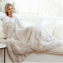 Super-Soft Cuddly Throw