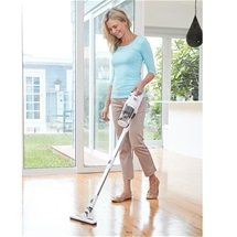 Rechargeable Cyclone Vacuum Cleaner