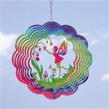 Fairy Wind Spinner