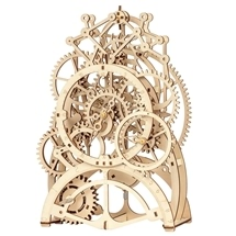 Gear Pendulum Clock