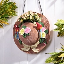 Hanging Hat Planter