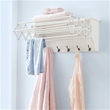 Laundry Drying Rack Accordian Style