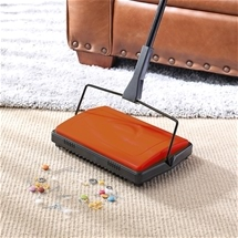 Lightweight Floor and Carpet Sweeper