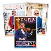 Andre Rieu - Welcome to My World 2