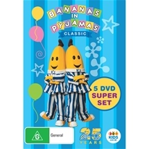 Bananas in Pyjamas Collection