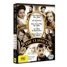 Classic Film DVD Collection
