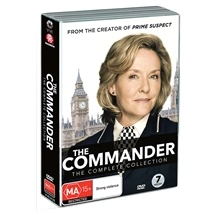 The Commander - Complete Collection