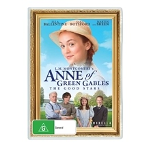 Anne of Green Gables (2016) DVD