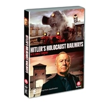 Hitler's Holocaust Railways with Chris Tarrant