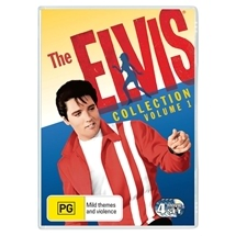 The Elvis Presley DVD Collection