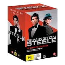 Remington Steele - Complete DVD Collection
