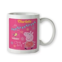 Personalised Kids Character Mugs