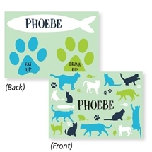 Personalised Pet Placemats