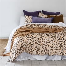 Savanna Quilt Cover Set