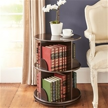 2 Tier Swivel Book Stand