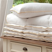 Luxurious Silk Blend Bedding