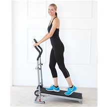 Treadmill with Shock Absorption