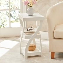 Striking Side Table