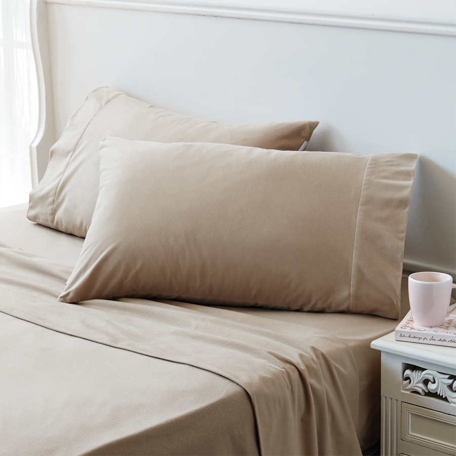Micro Flannel Sheet Set_MCFNL_1