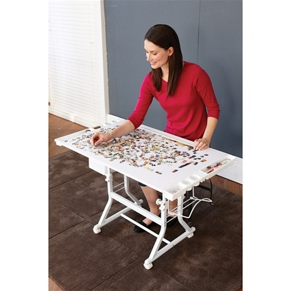 Tilt Top Craft Table White Innovations - best craft table